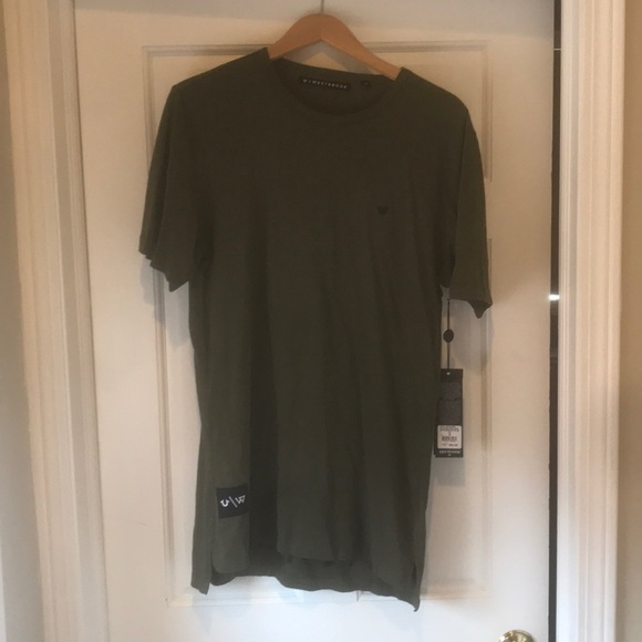 08e50d8be1defb True Religion x Russell Westbrook Elongated Tee M